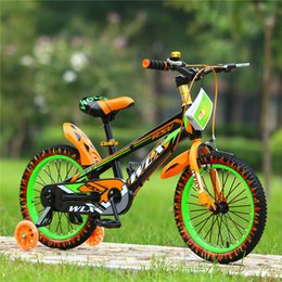pedal orange Australia - New Childrens Bicycle Mens and Womens 16-Inch Baby Childrens Pedal Car 3-6 Years Old Can Lift Bicycle a Generation of Hair