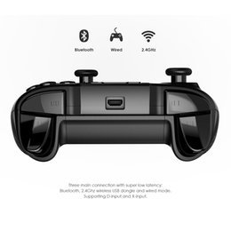 wireless controllers for xbox one Canada - GameSir T2a Wireless 2.4G Bluetooth Controller For Xbox one streaming to Window 10, Joystick Gaming Gamepad For Android TVbox PC