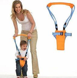 $enCountryForm.capitalKeyWord Australia - Baby Walking Belt Adjustable Strap Leashes Infant Toddler Strap Harness Kids Baby Safety Learning Walking Assistant for 6-14M