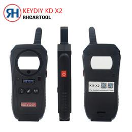 Porsche Programmer Reader Australia - 2019 OBD2 Key Programmer tool KEYDIY KD-X2 Car Key Garage Door Remote kd x2 Generater Chip Reader Frequency with free shipping