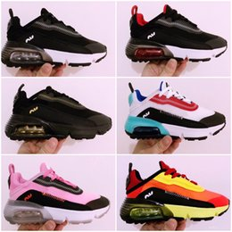 blacks shoes NZ - Children's Athletic Shoes Kids Running shoes Black white Baby Infant Sneaker Children sports shoes girls boys Youth Trainer