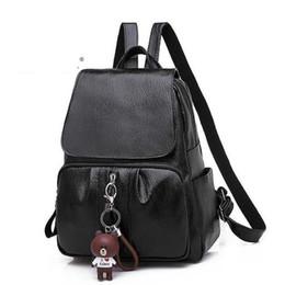 Brown Bear Backpack Australia - good quality Women Backpack Waterproof Female Daypacks Large Student Schoolbag Mochila Bear Famous Designers College Shoulder Bag