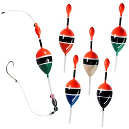 balsa fishing floats Australia - 5pcs lot Fishing Slip Float 15g 5g Slip Bobber Rigs Balsa Wood Fishing Float Bobber For Catfish Fishing