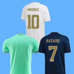 $enCountryForm.capitalKeyWord NZ - 2019 20 Real Madrid Soccer Jersey home away NEW #7 HAZARD soccer shirt #20 ASENSIO ISCO MARCELO madrid 19 20 Football uniforms size S-2XL