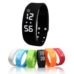 Discount w2 smart watch - W2 Smart band Bracelet Time Display Smart Watch with Calorie 3D Pedometer Temperature Sleep Monitor Waterproof Wristband