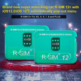 $enCountryForm.capitalKeyWord Australia - Original RSIM12+ R-SIM 12+ Unlock Card IOS 12.2 3 Unlocking For Iphone XS X 7 8 PLUS iOS12.3 Automatically Pop-out Menu