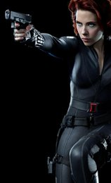 $enCountryForm.capitalKeyWord Australia - The Avengers (Black Widow) - Scarlett Johansson Promo wall decor Art Silk Print Poster 8888