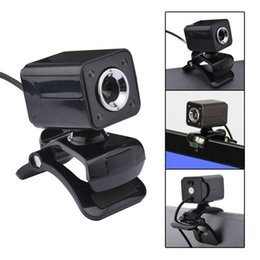 Wholesale Superior Quality USB Web Camera Glass Lens HD p M Pixel LED Webcam with Mic Microphone for PC Lotop