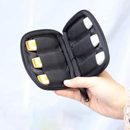 $enCountryForm.capitalKeyWord Australia - Nylon Hard Disk Bag USB Cable Organizer Case SD Card USB Flash Drives External Storage Small Digital Accessories Travel