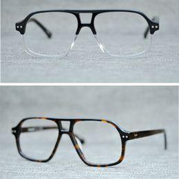 Prescription Glasses Frames Brands Australia - Brand Men Eyeglasses Frames Myopia Optical Glasses Sunglasses Frames Women Lemtosh BJORN Spectacle Frames for Prescription Glass with Box