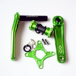 MTB Bicicletta universale guarnitura Per l'asse mountain bike 8-12 velocità manovella Adapter parti della bici guarnitura in Offerta