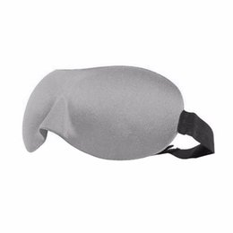 Light Shade Cover Australia - 3D Blind folds For Health Care To Shield The Light Stereoscopic Rest Eye Shade Sleeping Eye Mask Cover patch High Quality #270906