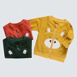 $enCountryForm.capitalKeyWord UK - New Top Quality Jacket&coats For Toddler Kids Girls Boys Clothes Cartoon Cute Style Cotton Daily Wear Children's Clothes