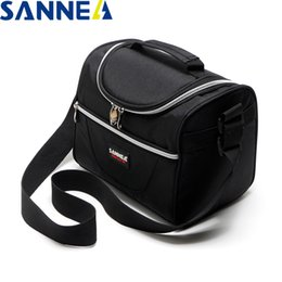 box handbags NZ - SANNE Simple and Stylish Thermo Cooler Bags Thermal Ice Box for Kids bag Picnic Bag Handbag Cooler Insulated Ice Box CL506