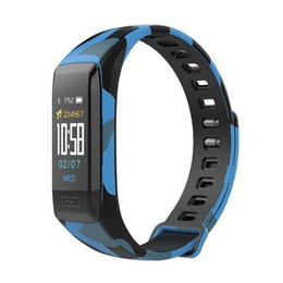 bluetooth blood UK - V7 Plus Smart Bracelet Sport Bluetooth Wristband Heart Rate Monitor Watch Activity Fitness Tracker Smart Band PK Mi band 2