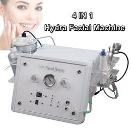 Home oxygen facial macHine online shopping - new hydra facial machine hydro dermoabrasion diamond facial machine hydra peel vacuum cleaner oxygen therapy home equipment