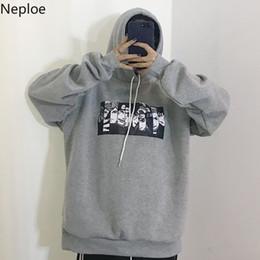 $enCountryForm.capitalKeyWord Australia - Neploe 2019 Korean Fleece Sweatshirt Woman Causal Hoodies Harajuku Cartoon Cosplay Hoodie Tops Spring Auntum Sudaderas 38444 MX190815