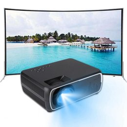 $enCountryForm.capitalKeyWord NZ - 800*480 Projector 1080P HD interface 2000 Lumens 16:9 4:3 Mobile Phone wireless Screen Projection Projector 100-240V