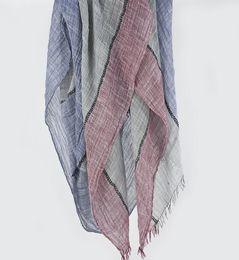 Scarfs Cotton Australia - 2016 Autumn Scarf Cuadros Coloblock Sciarpe New Designer Soft Blanket Cotton Basic Foulard Women's Big Size Scarves 205 x 80