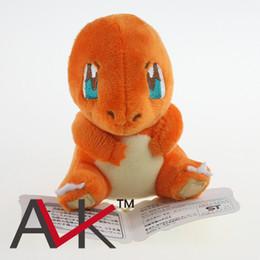 "$enCountryForm.capitalKeyWord Canada - Top New 4.7"" 12CM Charmander Plush Doll Anime Collectible Dolls Stuffed Best Gifts Soft Toys 2pcs"