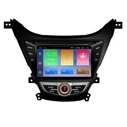 $enCountryForm.capitalKeyWord NZ - Factory Supply Android 9.0 DSP Car DVD Radio 2 Din Stereo GPS For Hyundai Elantra Touchscreen Wifi Multimedia Player 9inch