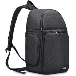 Sling camera bagS dSlr online shopping - Caden Camera Bag Sling Backpack Camera Case Waterproof With Modular Inserts Tripod Holder For Dslr Slr And Mirrorless Cameras