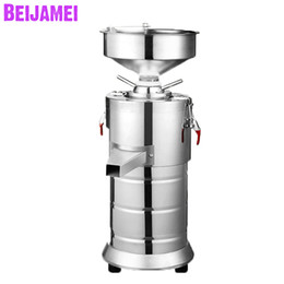 Sauce machineS online shopping - BEIJAMEI High efficiency peanut sesame butter making machine kg h commercial electric sesame paste sauce grinding machine