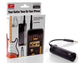 Amp Pedals Australia - Guitar link cable adapter AMP audio interface converter guitar pedal effects tuner link line Guitar accessories For iPhone