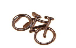 "bicycle souvenir Australia - DHL wedding favor gift and giveaways-- ""Let\'s Go On an Adventure"" Bicycle Bottle Opener party favor souvenir"