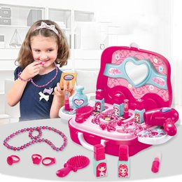 kitchen role Australia - Kitchen Pretend Play Kit Food Toy Miniature Educational Role Play House Game Puzzle Cocina Juguete Gift for Girl Kid Children Y200428