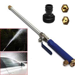 High Pressure Water Gun ugello lungo Bent Polo Auto Giardino Lavatrice pistola spruzzatore d'innaffiatura pulizia della famiglia Attrezzi da giardino irrigazione in Offerta