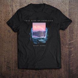 $enCountryForm.capitalKeyWord Australia - Hayley Kiyoko The Side of Paradise T-Shirts white black grey trousers tshirt suit hat pink t-shirt VINTAGE Classic t-shirt