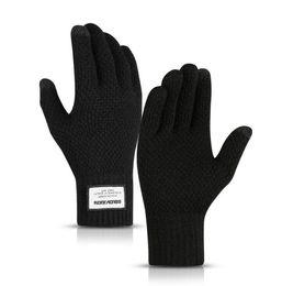 Anti-Rutsch-Kapazität Touchscreen-Handschuhe warme Winterfahrsporthandschuhe-Touchscreen für ipad iPhone Samsung HUAWEI Xiaomi Tablet ST15