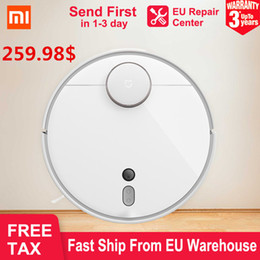 $enCountryForm.capitalKeyWord Australia - NEW 2019 XIAOMI MI Robot Vacuum Cleaner 1s Smart Planned Cleaning LDS AI Location Auto Charge WIFI APP Control aspirador EU Sto