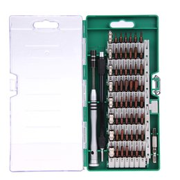 $enCountryForm.capitalKeyWord Australia - 60 in 1 Magnetic Screwdriver Set Precision Screwdriver Tool Kit for Cell Phone Tablet Compact Repair Maintenance With Case