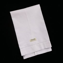 $enCountryForm.capitalKeyWord Australia - TL008 : 12 pieces White linen Cotton Drawnwork Ladder Hemstitch Hand towel