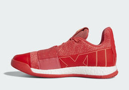 Glitter Store Australia - Buy Harden Vol 3 Coral shoes cheap sale With Box James Harden 3 Invader basketball shoes store Free shipping US7-US11.5