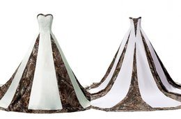 Backless Wedding Dress Designers UK - Cheap Camouflage Wedding Dresses Cheap Long Designer Sweetheart Applique Lace Sequins Real Photos Country Wedding Dress Bridal Gowns New
