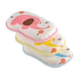 Infant wash online shopping - Bath Brushes Shower Products Comfortable Soft Towel Accessories Infant Children Rub baby Rubbing Body Wash Sponge Cotton