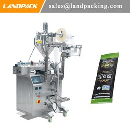 Bag vertical online shopping - Multifunction Olive Oil Automatic Vertical Form Fill Seal Machine Various Oil Plastic Bag Packaging Machine