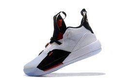 d91040cde662fe Newest Jumpman XXXIII 33 Mens Basketball Shoes Best Quality 33S Metallic  Gold Black Blackout Trainers Sneakers Size 40-46