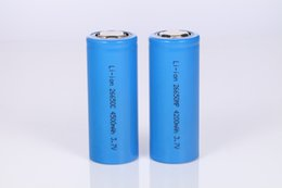 $enCountryForm.capitalKeyWord Australia - High quality 4500mAh cylindrical 26650 3.7V rechargeable Lithium ion battery used in the field of lighting, toys, ups backup po