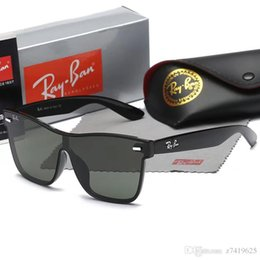 Foreign Box Australia - High quality new star with the sun glasses in the foreign trade wholesale and semi-metal frame manufacturers promotion of Boost With Box