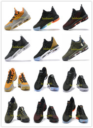 Lebron Shoes Canada - wholesale 2019 new 16s equality basketball shoes for men james sneakers watch the throne king oreo new-lebron 16 equality szie 40-46 v04