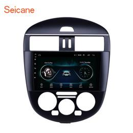 $enCountryForm.capitalKeyWord Australia - 9 inch Android 8.1 GPS Navigation Car Radio for 2011-2014 Nissan Tiida Manual A C with Bluetooth Touchscreen WIFI support Carplay Digital