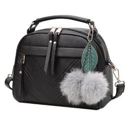 Crocodiles Alligator Toys Australia - 2019 New Girl Messenger Bags Fashion PU Leather Handbag for Women with Ball Toy Female Shoulder Bags Ladies Party Handbags Bolsa