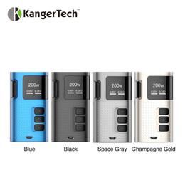 $enCountryForm.capitalKeyWord NZ - Original Kangertech Ripple 200W Ripple Box MOD with Beginner Intermediate Expert Level Modes No 18650 Battery VS Subox Mini Mod