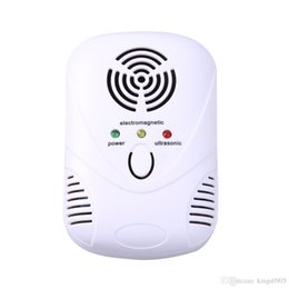 $enCountryForm.capitalKeyWord Australia - 2019 new 110-250V 6W Electronic Ultrasonic Mouse Killer Mouse Cockroach Trap Mosquito Repeller Insect Rats Spiders Control US EU Plug