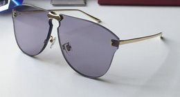 $enCountryForm.capitalKeyWord Australia - fashion 0354 Designer Sunglasses For Men And Women Fashion Brand Popular Special UV Protection Lens Top Quality Frameless Come With Case