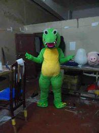 CroCodile Costumes online shopping - Crocodile Costume Green Animal Crocodile Mascot Costume Fancy Dress Halloween Party Xmas Hallowmas Mascots 1